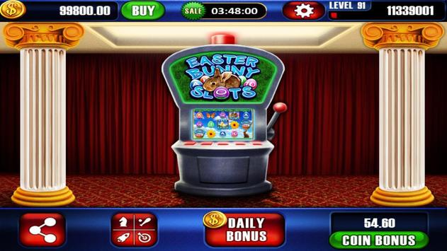 Easter bunny slots apk download free casino game for android easter bunny slots apk screenshot thecheapjerseys Choice Image
