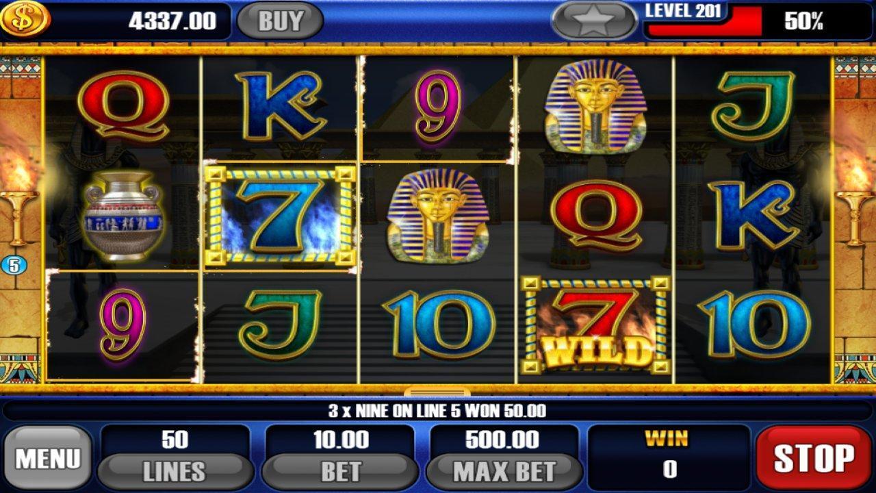 Jackpot 6000 spelautomater på nätet
