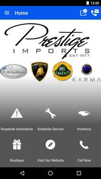 Prestige Imports Miami poster