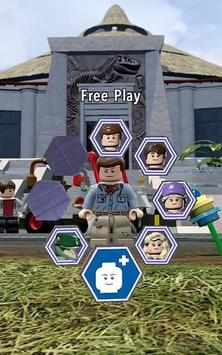 Tips LEGO Jurassic World Guide poster