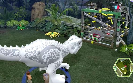 Tips LEGO Jurassic World Guide apk screenshot