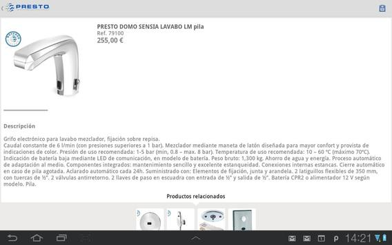 CATÁLOGO GRUPO PRESTO IBÉRICA screenshot 5