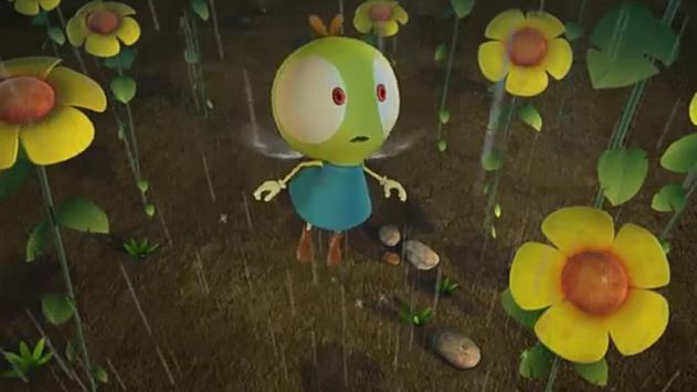 Preschool Rain Go Away Rhymes screenshot 1