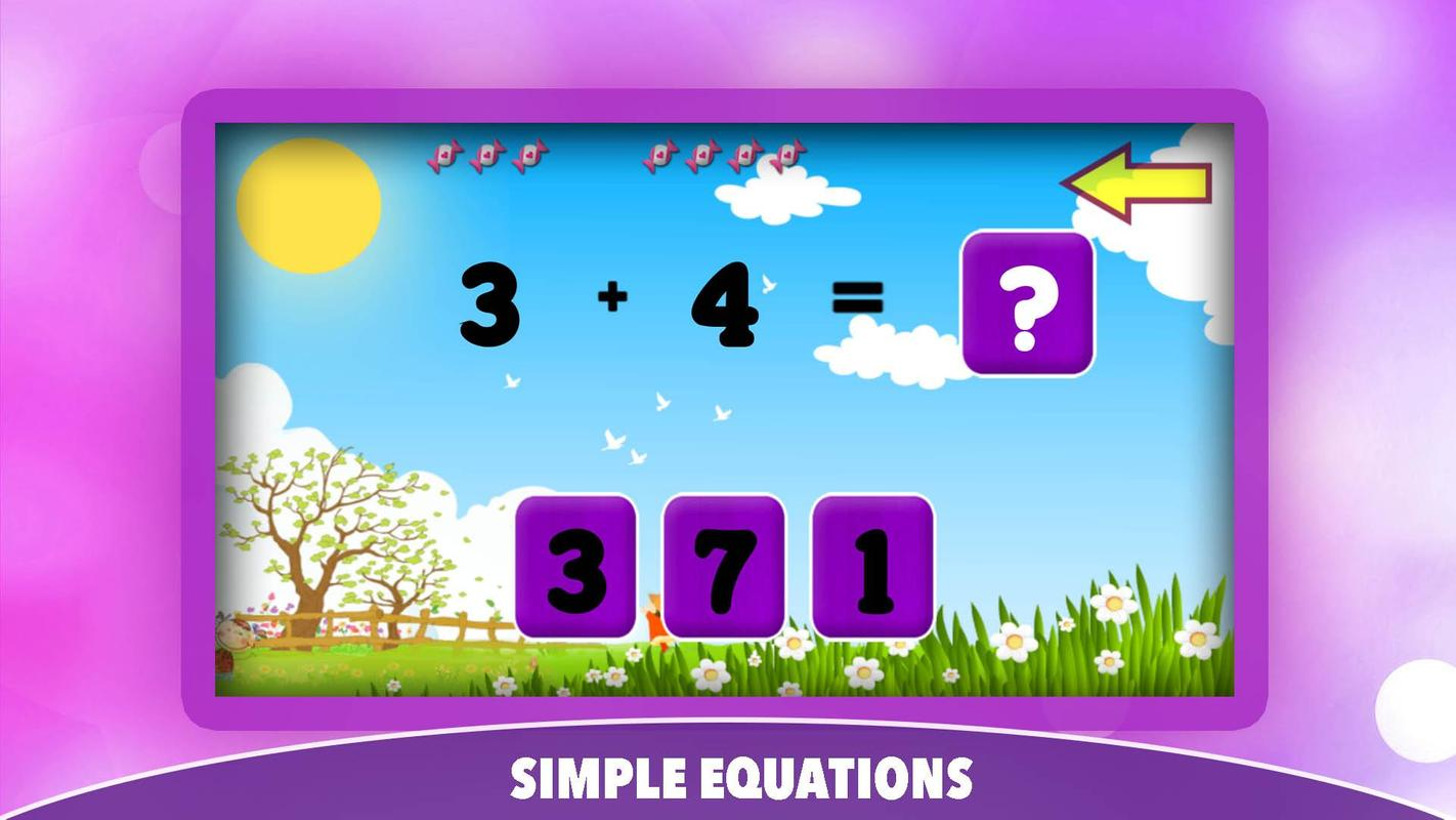 Preschool Math Games for Kids APK Download - Free Education APP for ...
