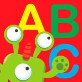 ABC Monster - Phonics Alphabet icon