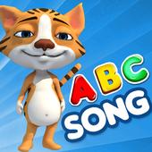 Kids 3D ABC Alphabets Songs icon