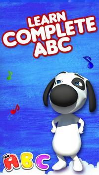 Kids 3D ABC Alphabets Songs screenshot 1