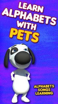 Kids 3D ABC Alphabets Songs screenshot 5