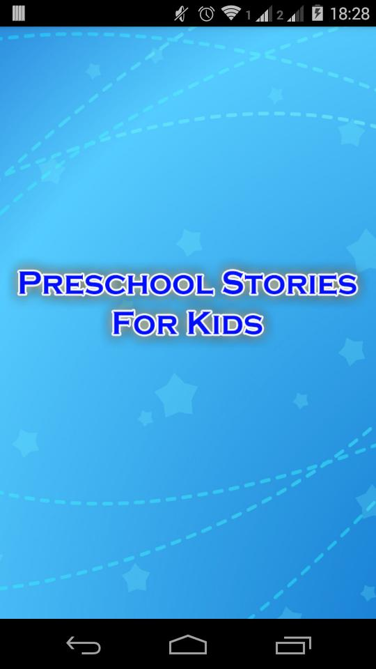 Preschool Stories For Kids for Android - APK Download