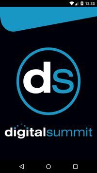 Digital Summit poster