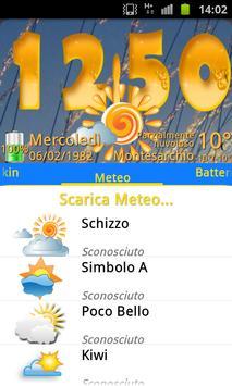Schizzo theme Weat, PR.CLK wea screenshot 4