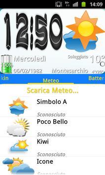 Simbolo A theme, PR.CLK wea screenshot 5