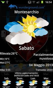 3D theme Weather, PR.CLK wea screenshot 5
