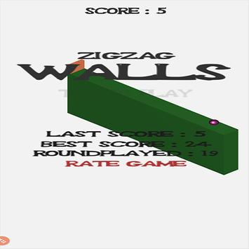 Zig Zag Walls apk screenshot