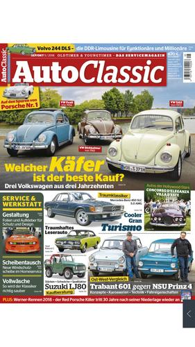 Auto Classic Magazin For Android Apk Download