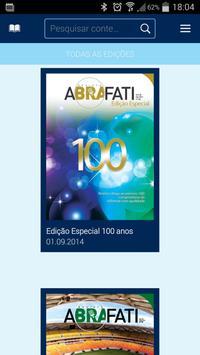 Revista Abrafati poster