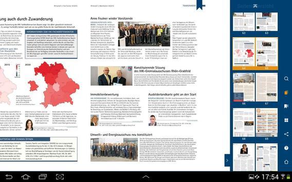 Wirtschaft in Mainfranken apk screenshot