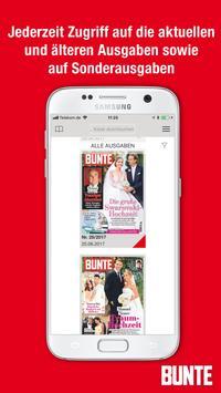 BUNTE Magazin screenshot 1