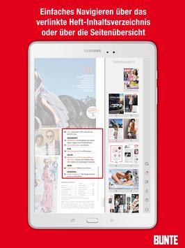 BUNTE Magazin screenshot 8