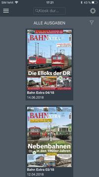 Bahn Extra Magazin screenshot 2
