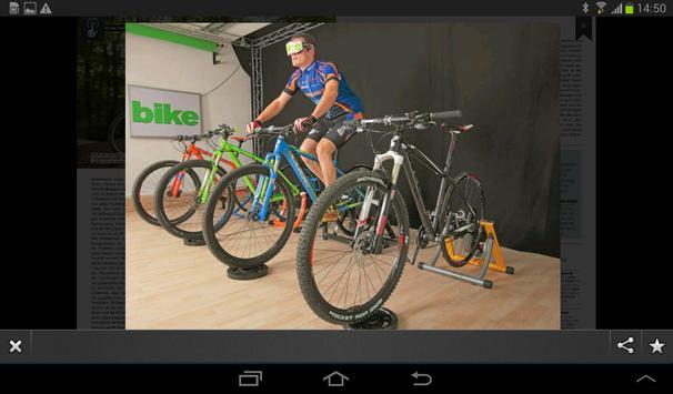 BIKE Das Mountainbike Magazin apk screenshot