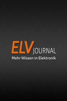 ELV Journal poster