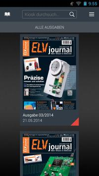 ELV Journal apk screenshot