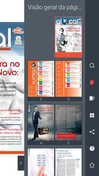 Revista Glocal screenshot 2