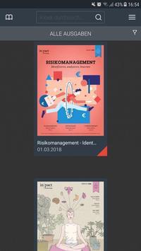 inpact media Verlag poster