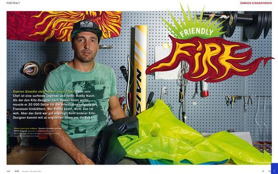 Kite Magazin screenshot 1