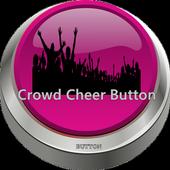 Crowd Cheer Button icon