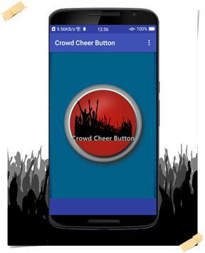 Crowd Cheer Button apk screenshot