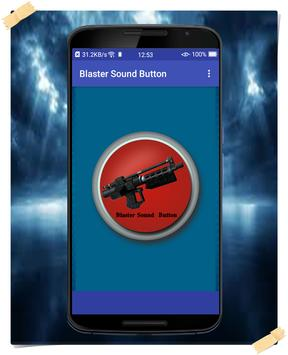 Blaster Sound Button apk screenshot