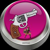 Gun Sound  Button icon
