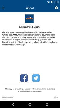 Metsmerized Online screenshot 2