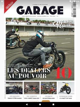 Cafe Racer magazine apk screenshot