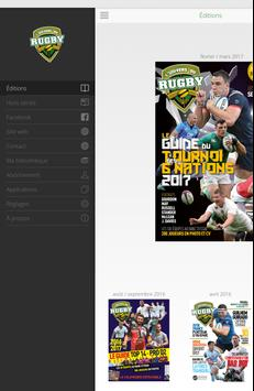 Univers du Rugby apk screenshot