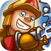 Fireman Rescue: Forest Mission icon