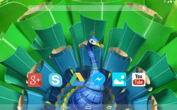 Magic colored paper apk screenshot