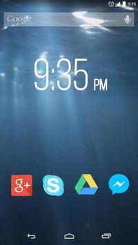 Glow In The Water apk screenshot