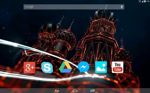 Glowing cities apk screenshot
