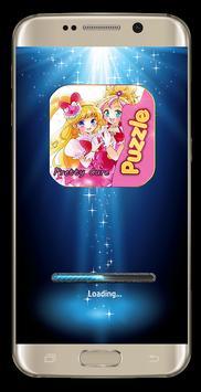 Pretty Cure puzzle screenshot 1