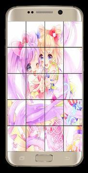Pretty Cure puzzle screenshot 2