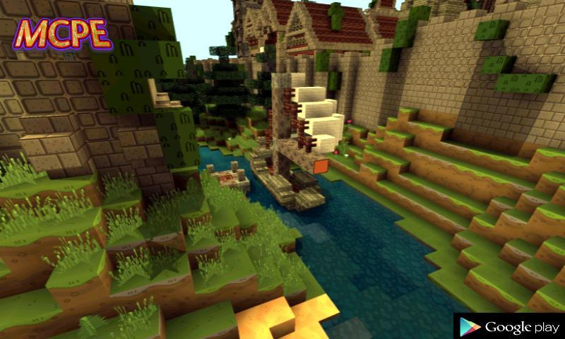 Adventure Time Texture Pack For Mcpe For Android Apk Download