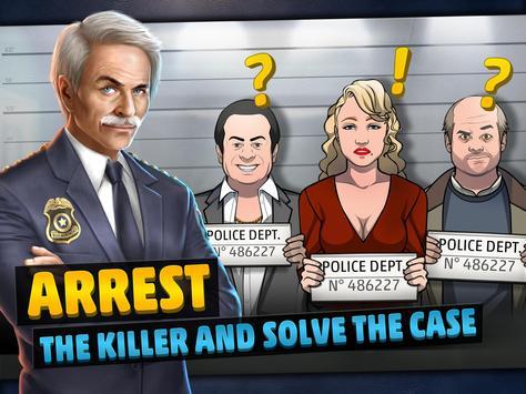 Criminal Case скриншот 10