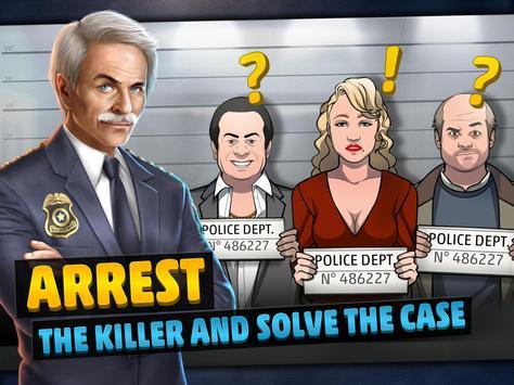 Criminal Case скриншот 16