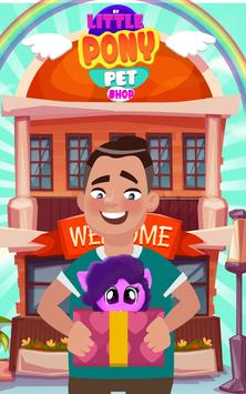 My Little Pony Pet Care - Spa Salon poster