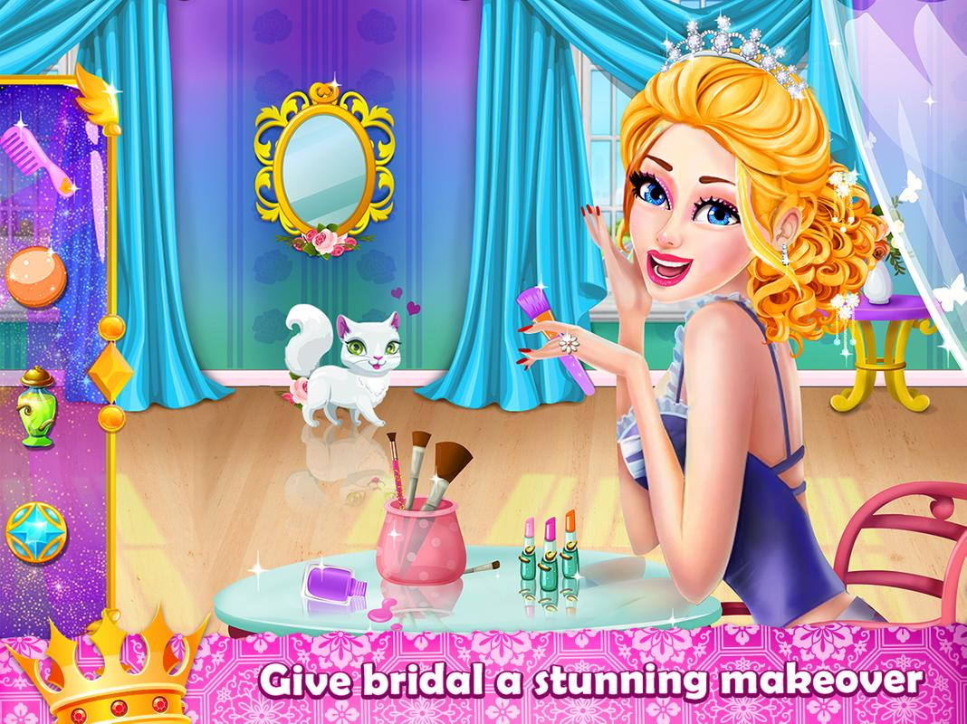Royal Princess Wedding Makeover and Dress Up for Android - APK Download