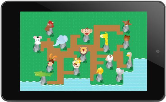 Pretty zoo for kids screenshot 7