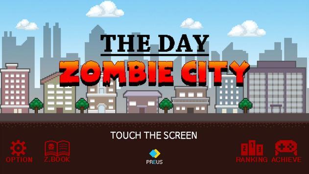 The Day - Zombie City постер